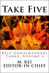 Take Five Best Contemporary Tanka Volume 4 poetry